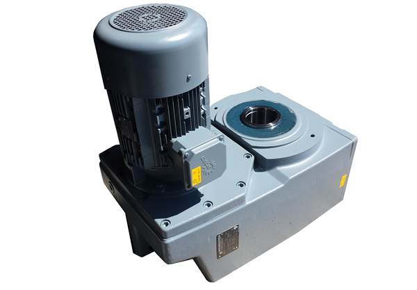 Getriebemotor für ComTec, SK83 5,5 kW, HW 100H7 mit Drehmomentstütze