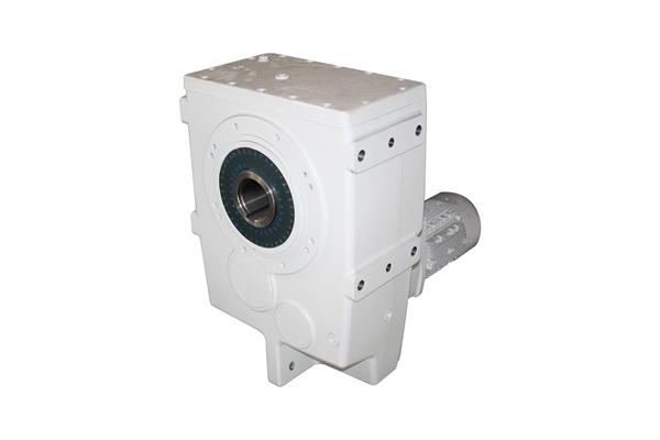Getriebemotor für Dosierpuffer SK93 7,5 kW/50Hz, HW 120H7 mit Fußausführung