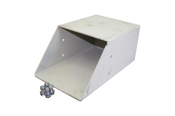 Wasserbecher Eintragsrad inkl. Befestigungsmaterial