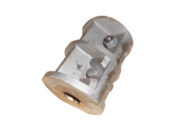 Schalenkupplung für Wellendurchmesser 60mm