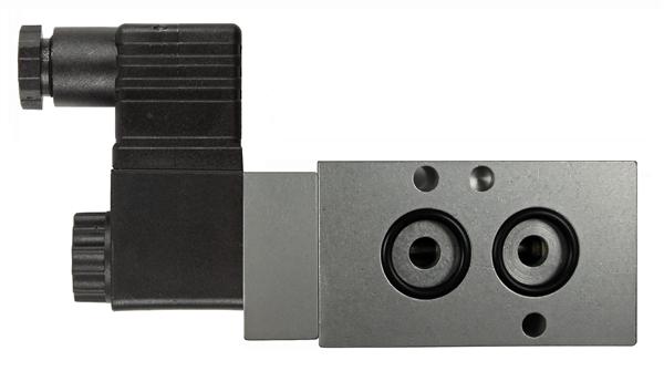 5/2 Wege-Magnetventil, 24V AC Grundventil für Absperrklappe