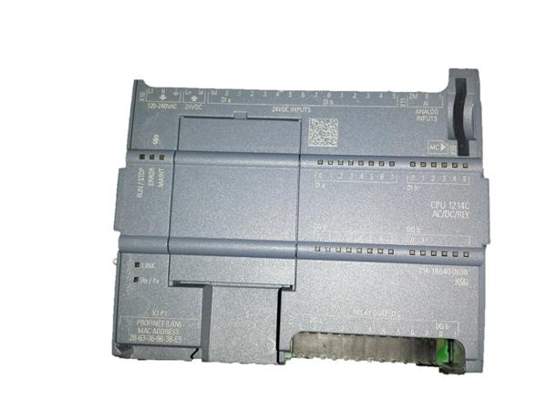 Siemensgrundmodul SIMATIC S7-1200 inkl. Programm